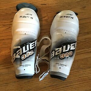 Youth XL Shin Guards