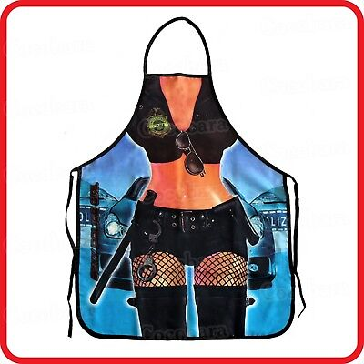 APRON-ATTITUDE FUNNY-SEXY POLICE COP GIRL LADY-KITCHEN-COOKING-PARTY-COSTUME-BBQ](Funny Cop Costume)