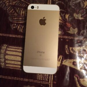 iPhone SE with charger and Apple care