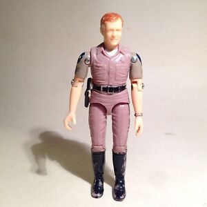 1980 CHIPS SARGE POSABLE ACTION FIGURE