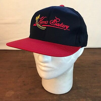 Kerns Bakery Mens Snapback Trucker Cap Hat (CH8)