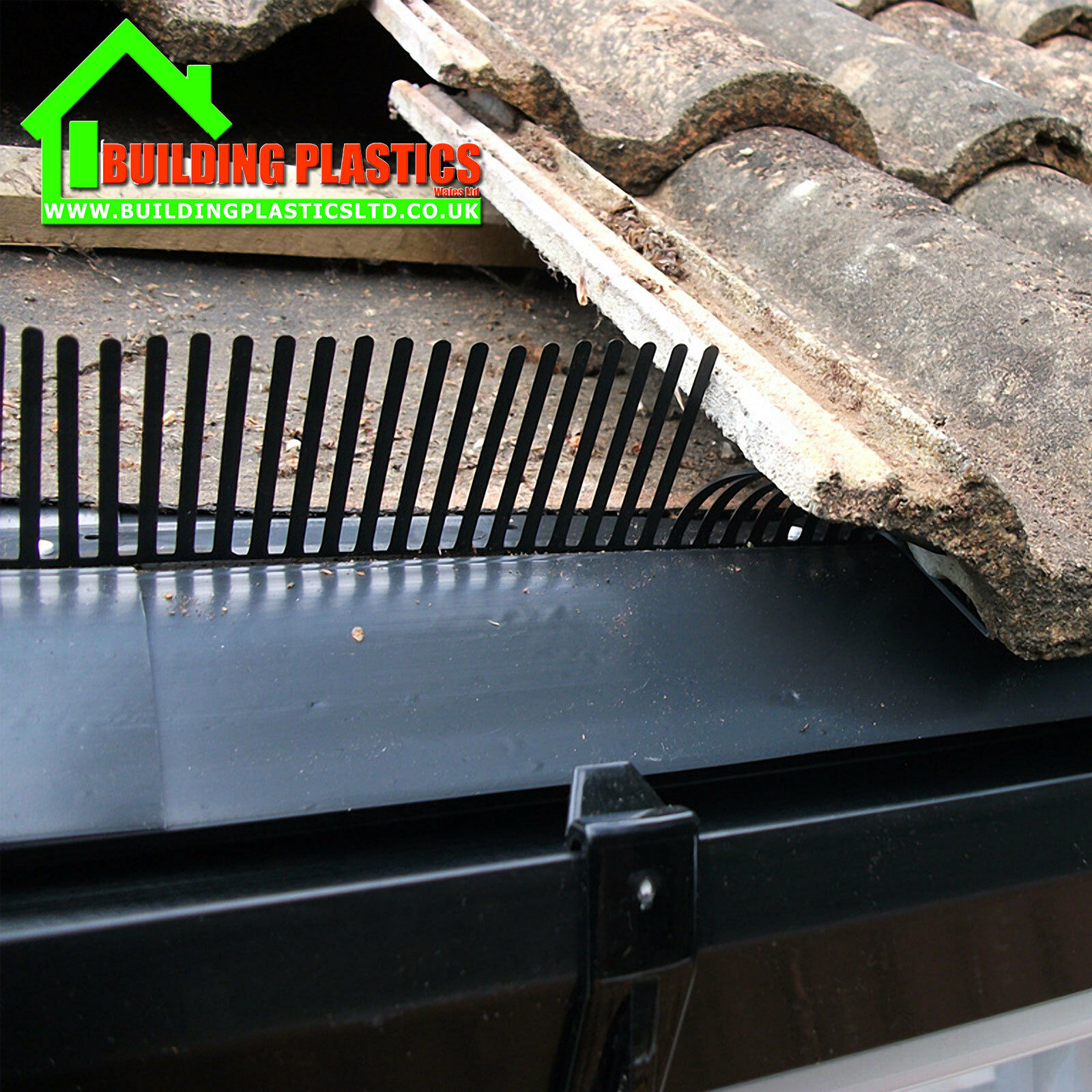 Bird Protection Comb For Eaves Roof Tle Gap Fill Roof