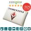 Cuscini-Memory-Foam-Cervicale-Saponetta-Sfoderabile-Ufficiale-Fiorentina-OFFERTA