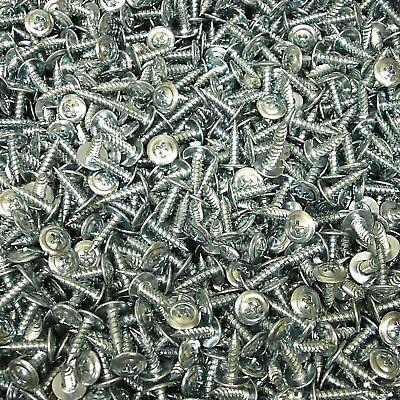 10000 8 X 58 Phillips Mod Truss Self-piercing Zip Screw Sharp Point Zinc