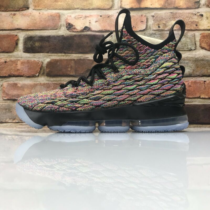 7b7d8971c39c8e Nike Lebron 15 XV Four Horsemen Fruity 897648-901 Size 10.5 Men Basketball  Shoes