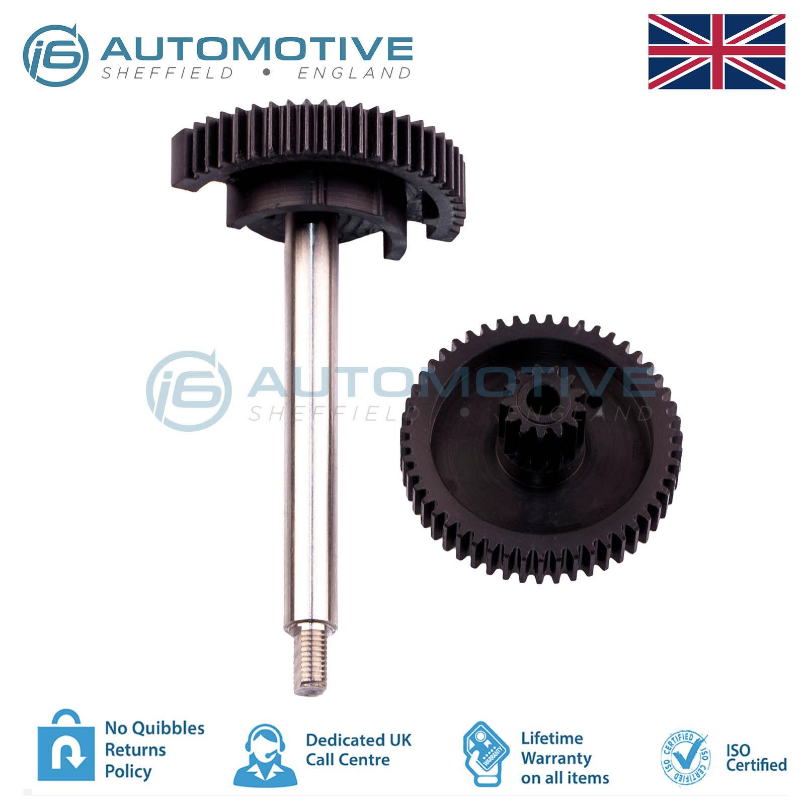 BMW M3 E90 E91 E92 E93 Throttle Actuator Gear Repair Kit  13627834494
