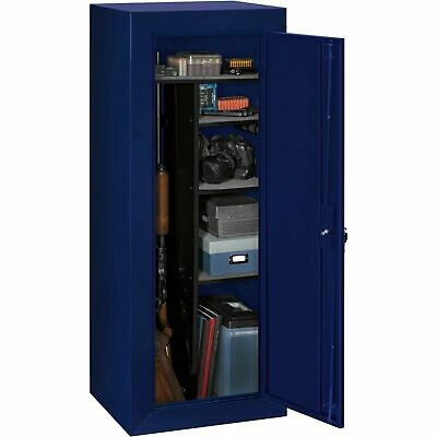 Gun Safe Cabinet 18 Rifles Storage Locker Shelf Rack Firearm Shotgun Pistol Lock