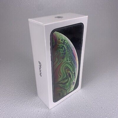 Apple iPhone XS Max - 64GB - Space Gray  A1921 - Sealed (MT592LL/A) - UNLOCKED