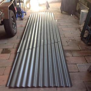 Colourbond woodland grey corrugated iron Mulgrave Monash Area Preview