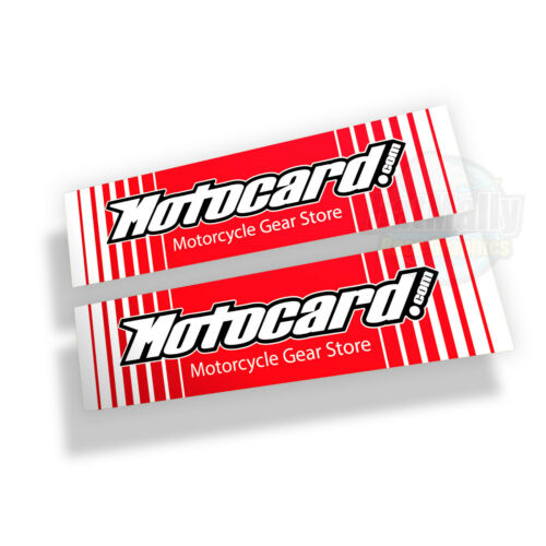 MOTOCARD+STICKERS+GRAPHICS+-+MEDIUM+250mm+%2F+PACK+of+3+%2A%2AKawasaki+WSBK+style+