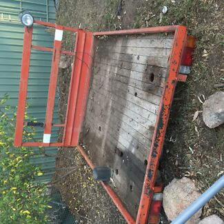 Landcruiser tray. 75 series