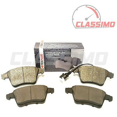 Front Brake Pads for VOLKSWAGEN TRANSPORTER T5 + CARAVELLE T5 - 2003 to 2015