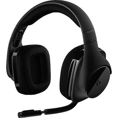 Logitech G533 Wireless 7.1 Virtual Surround Gaming Headset