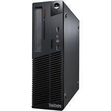 Lenovo Thinkcentre M73 i3 4130 3.4ghz 4GB Ram 250GB HDD Windows 10 Professional