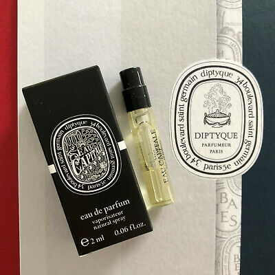 DIPTYQUE NEW SAMPLE 2ml Oud Palao Eau de Parfum