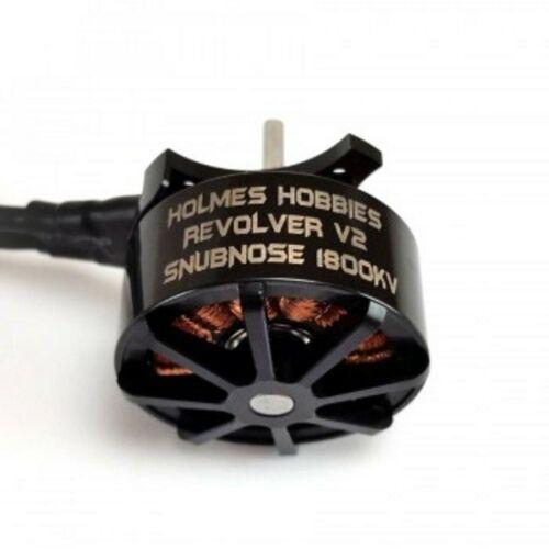 Holmes Hobbies REVOLVER V2 SNUBNOSE 1800KV for RC Crawlers