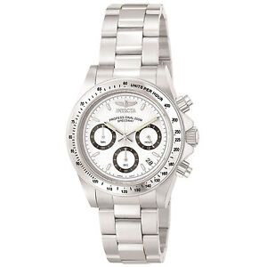Invicta-Mens-Speedway-Chronograph-Stainless-Steel-9211