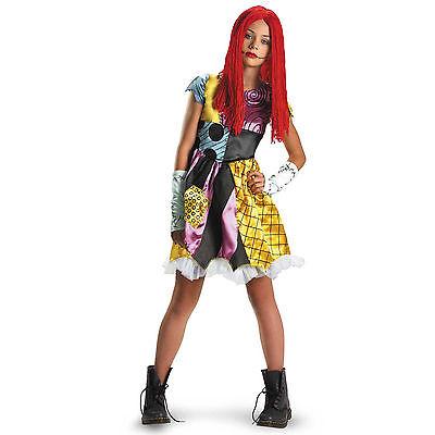 Nightmare Before Christmas - Sally Child Costume (Kids Nightmare Before Christmas Costumes)