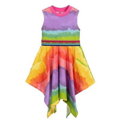 Stella McCartney Kids Girls Rainbow Dress! NWT! 14+