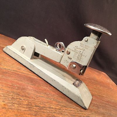 Vintage Stapler Swingline No.13 Industrial Commercial Heavy Duty Priority Mail
