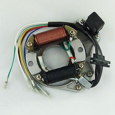 Gebraucht, Lichtmaschine  Stator Coil Quad 110 ccm ATV neu (Lagerort: e05a) gebraucht kaufen  Bronkow