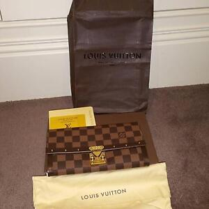 Designer louis vuitton wallet/purse unwanted gift new Toorak Stonnington Area Preview