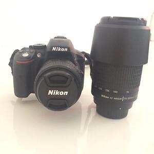 Nikon D5300 Bundle Kit ( Stand, Bag, Lens) Liverpool Liverpool Area Preview