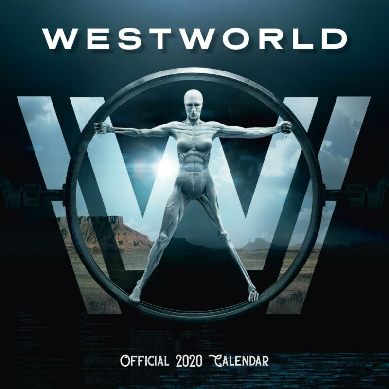 Westworld+2020+Official+Square+Wall+Calendar