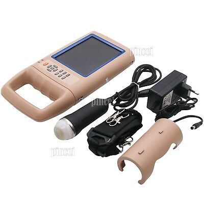 Veterinary Ultrasound Scanner Kit With 3.5mhz Probe For Animals Sheep Pig