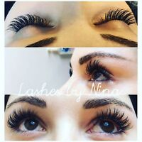 Eyelash Extensions - 40% OFF ($40 for new set)