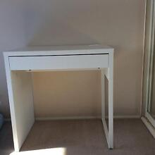 IKEA Micke desk, white, unused, 2 months old Caringbah Sutherland Area Preview