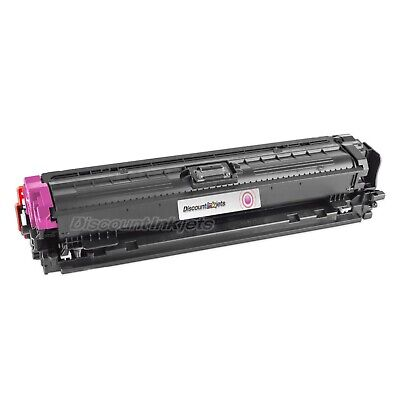 CE743A 307A for HP CP5225 MAGENTA Toner Cartridge Color LaserJet CP5225d CP5225n
