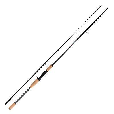 Fox Rage Rute Baitcastrute - Warrior 2 Pike Casting Rod 2,25m 20-80g 2 Teile