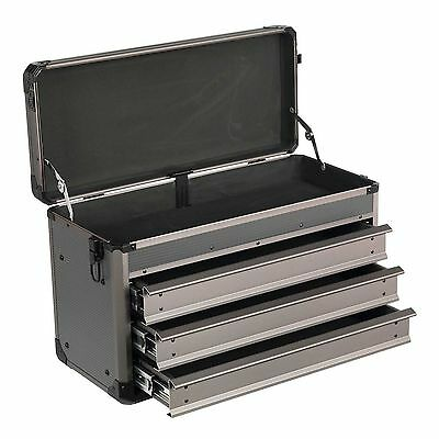 Sealey AP0703 Garage Workshop Tool Box Security Top chest  3 Drawer Storage New