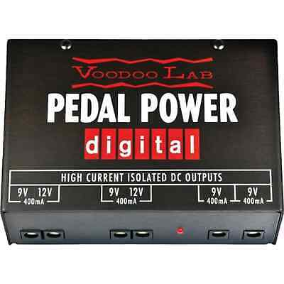 Voodoo Lab Pedal Power Digital Effects FX Power Supply BRAND NEW £109 Each