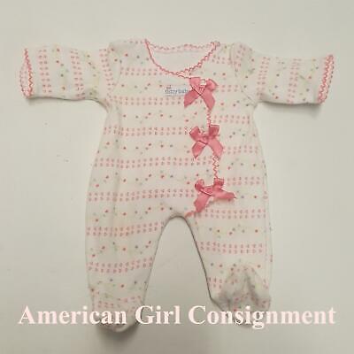 Bitty Baby American Girl Bitty Bear accessories hat bib headband at play NWOB