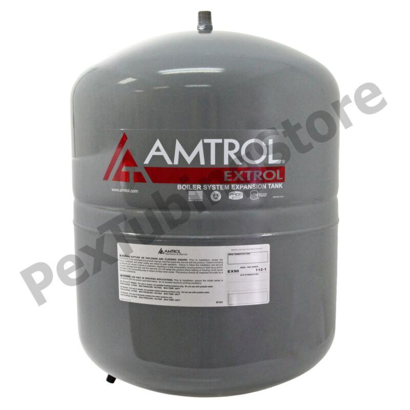 Amtrol Extrol EX-90 Boiler Expansion Tank, 14.0 Gallon Volume, #112-1
