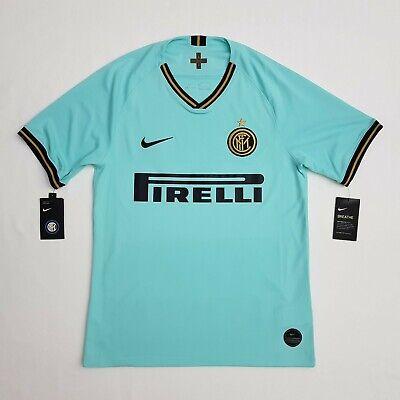 Inter Milan 2019-20 Away Jersey Football Shirt Maglia Maillot (NEW) M image