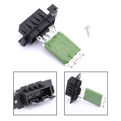 Heater Blower Resistor And Wiring Loom Repair Plug For Fiat Punto-Grande Corsa D