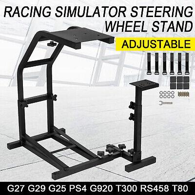 Used, Racing Simulator Steering Wheel Stand for Lo