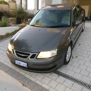 2005 Saab 9-3 MY05 Linear 1.8T Bronze 5 Speed Auto Sedan  Como South Perth Area Preview