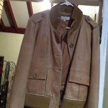 in excellent condition brown leather jacket from next Stoneville Mundaring Area Preview