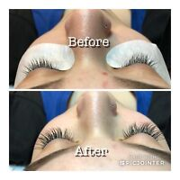 Beautiful blinks eyelash extensions