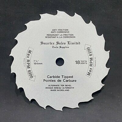 184mm X 16mm 18t Curved Tct Circular Saw Blade For Wood. None-stick Coating