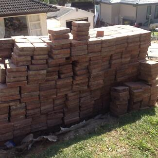 Used pavers Engadine Sutherland Area Preview