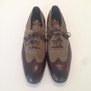 Immaculate hand made Suede/Leather Mens shoes Newcastle Newcastle Area Preview