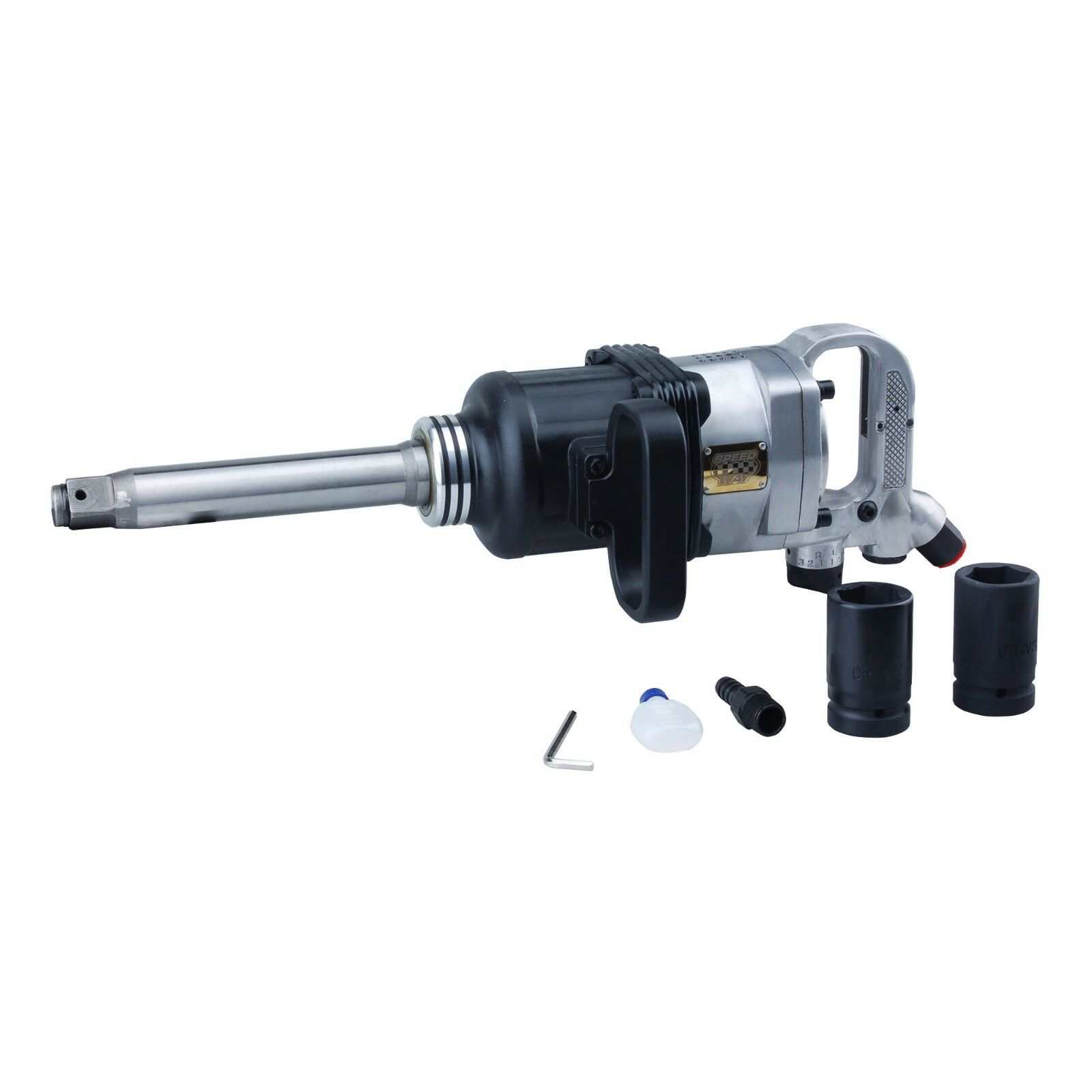 1 inch industrial pinless hammer impact wrench