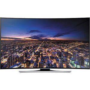 Like new 55 inch smart Samsung curved 3D tv