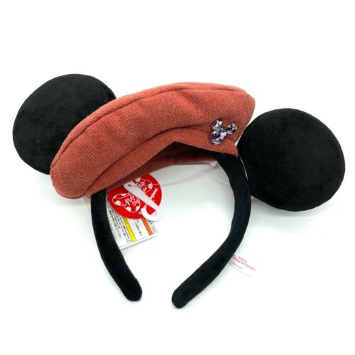 IN HAND Tokyo Disney Resort 2021 Minnie Style Studio Autumn Headband Ears