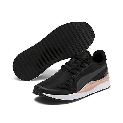 PUMA Pacer Next FS Metallic Women's Sneakers Women Shoe Basics